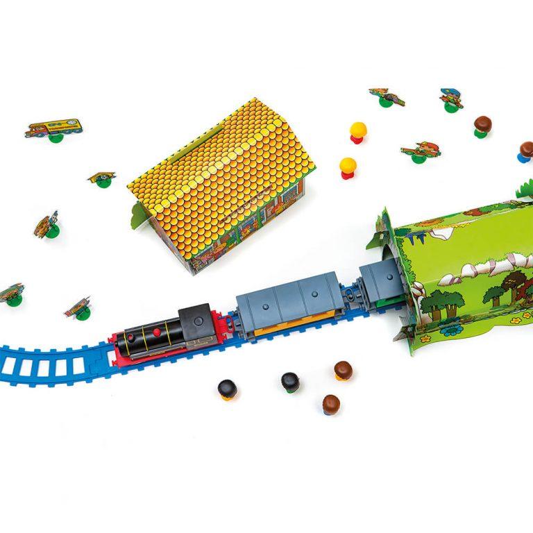 El tren de los peques