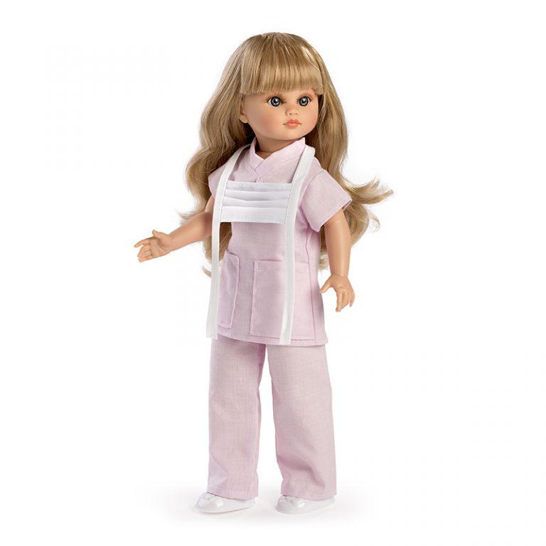 Muñeca enfermera Berbesa 4709