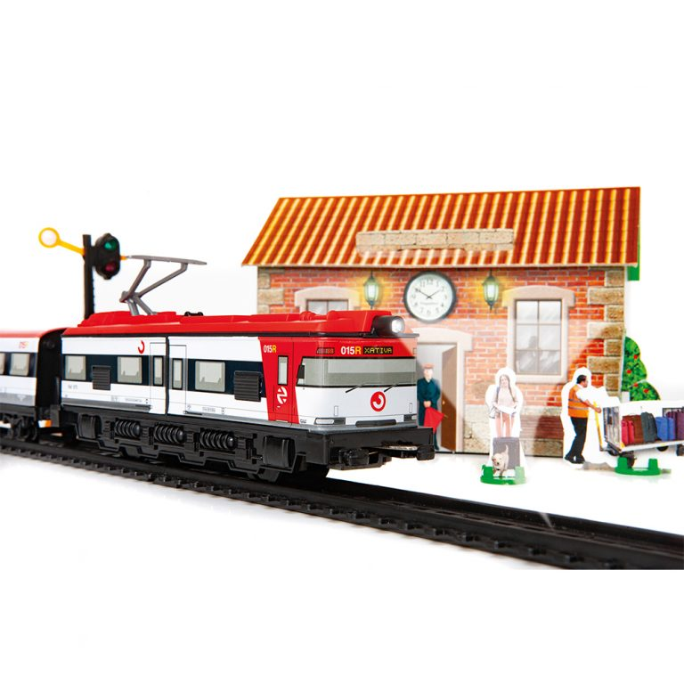 Tren de cercanías Renfe