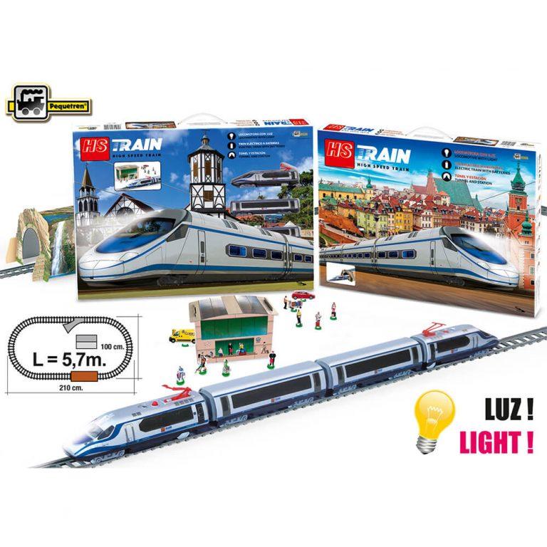 Tren HS Train Alta velocidad