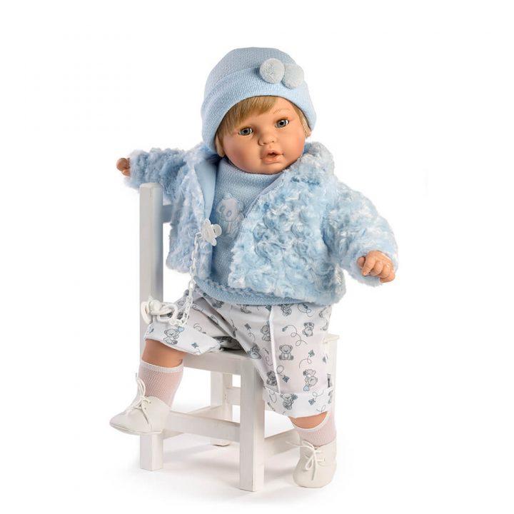 Muñeco bebé Berbesa 8054