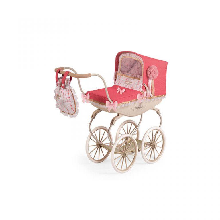 Coche de muñeca De Cuevas Toys 87033