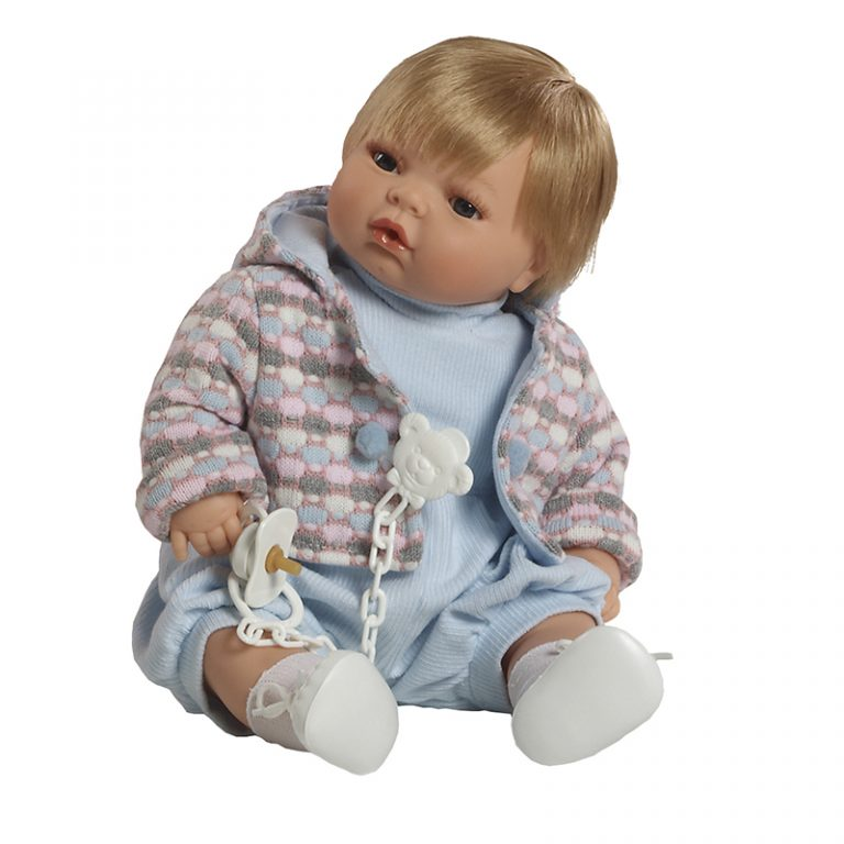 muñeca raul cuerpo blandito