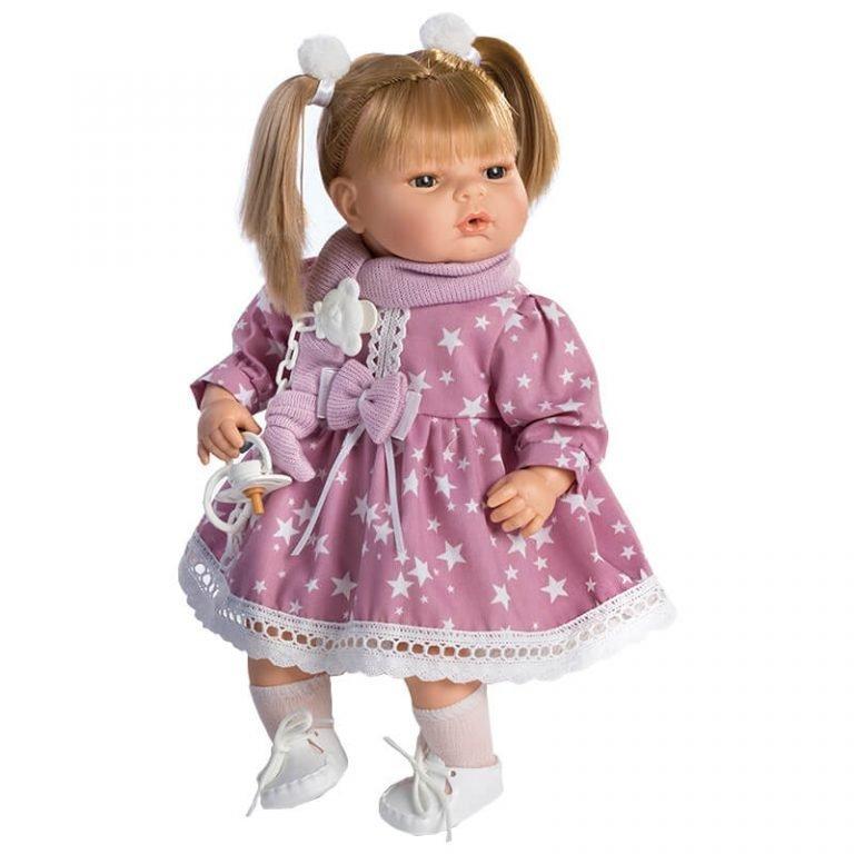 muñeca maria llorona