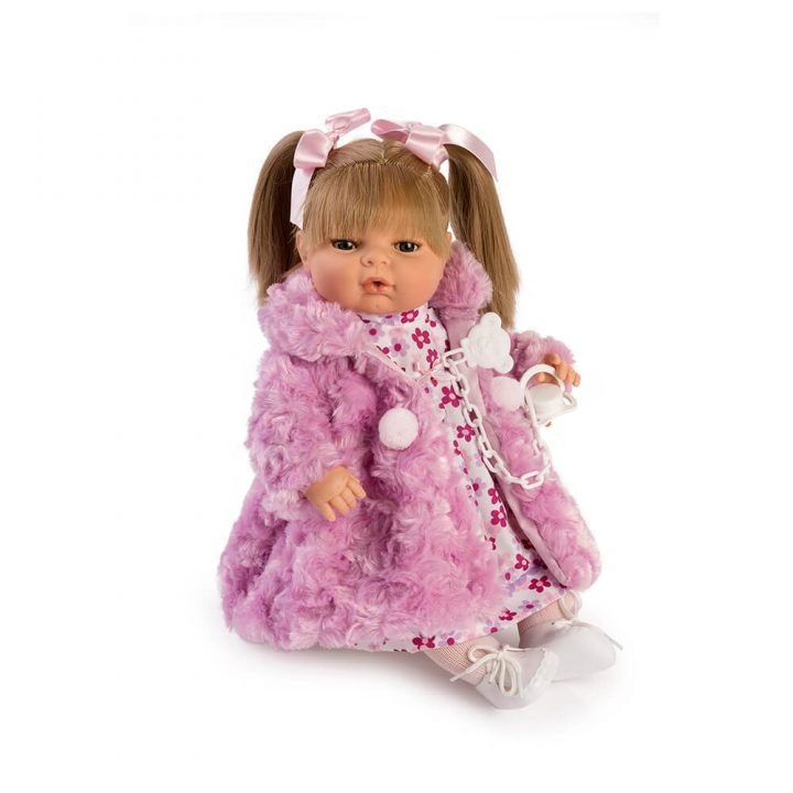 Crying Mary doll