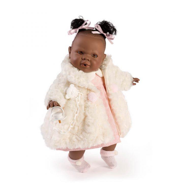 Alicia black doll Berbesa 4357