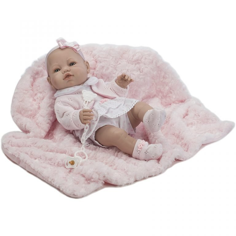 Muñeca bebé recien nacida