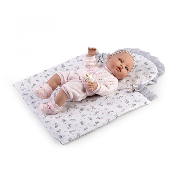 Baby Recién Nacido pelele y cambiador