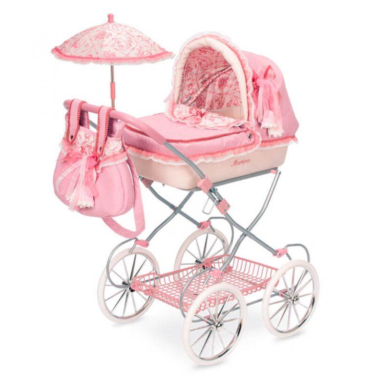 Dolls' carts and cradles
