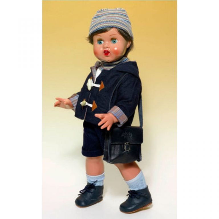 Juanin Perez vinyl collector's doll 50cm